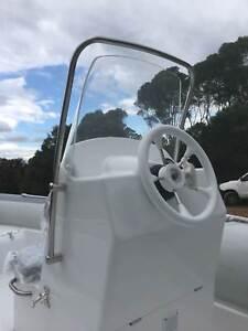 Aurora 5.5 meter rigid Inflatable Boat