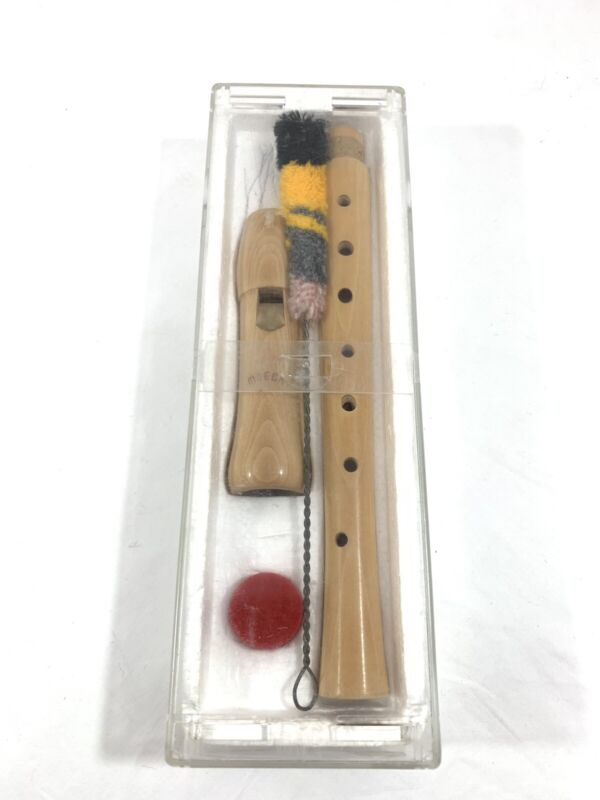 Moeck Wooden Recorder Solid Maple Wood School Recorder