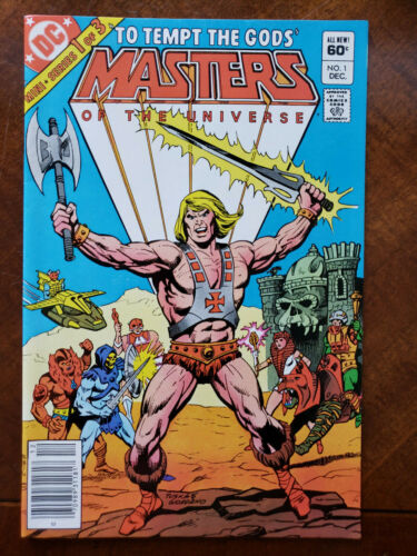 masters of the universe # 1