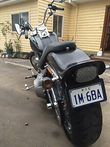 Harley Davidson custom softail 2010 Lara Outer Geelong Preview