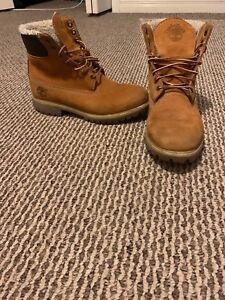 Size 8 timberland boots