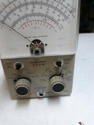Heathkit Im-18 Vtvm