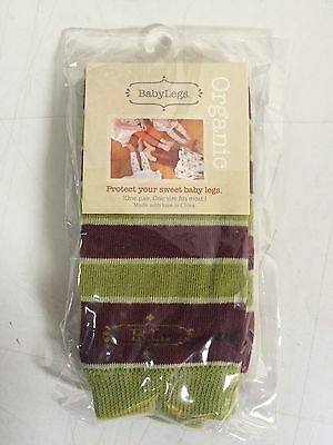 BabyLegs Ivy League Rare Discontinued Leg Warmers Organic Cotton Blend One Size