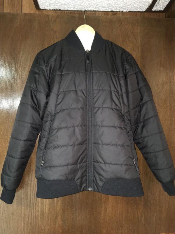 Boys Black XL North Face Jacket