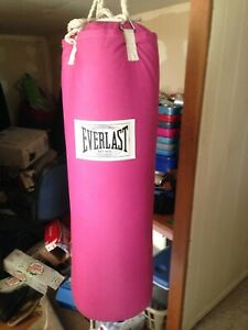 Heavy bag gloves and hand wraps