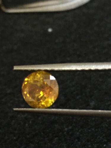 Sphalerite Loose gemstone--Rare--Spain