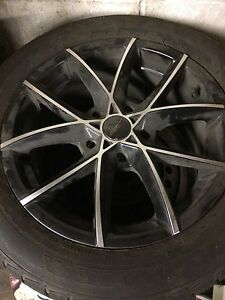 """16""""rims with tires"""