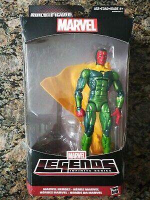 NEW Marvel Legends Vision No Hulkbuster BAF