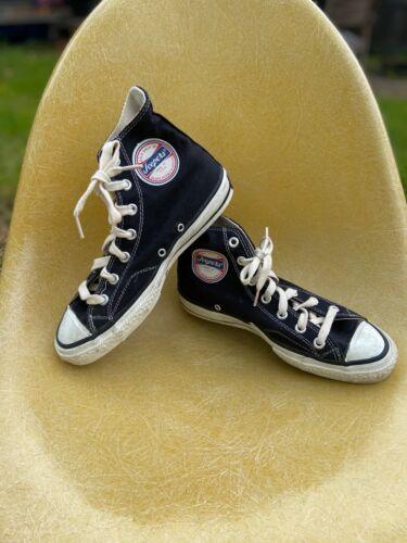 JEEPERS SEARS ROEBUCK Vintage 1970s Hi Top Sneakers Size Men