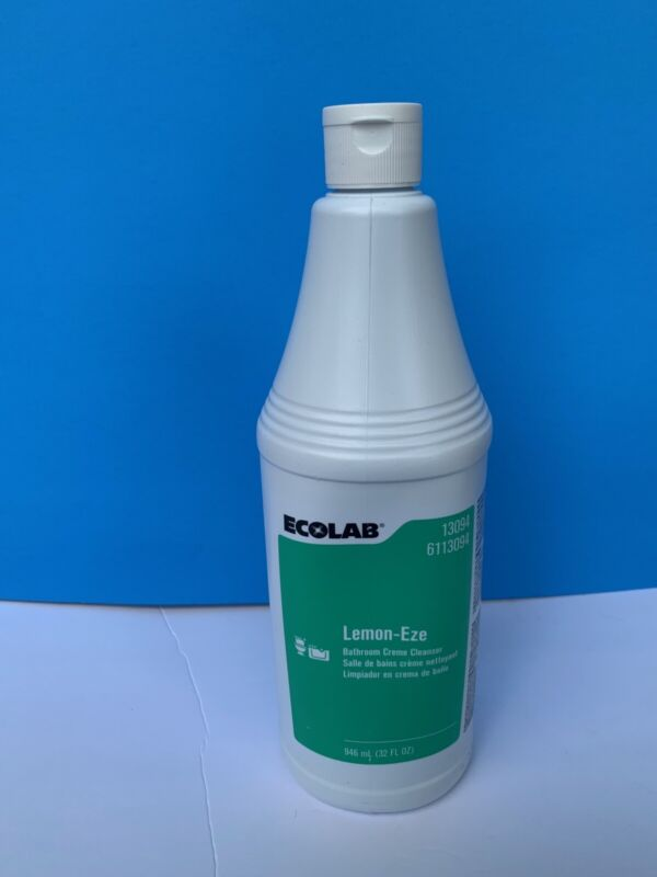 ECOLAB - Lemon-Eze Creme Cleanser - 13094  (From Manufacture 100% Genuine)