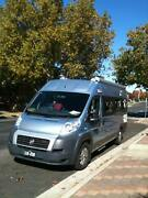 2009 Trakka Torino  XTRA  21'  Fiat   Campervan Figtree Wollongong Area Preview