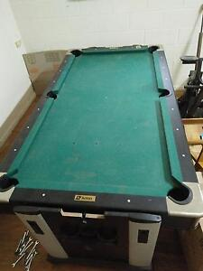 Pool table Brooklyn Park West Torrens Area Preview