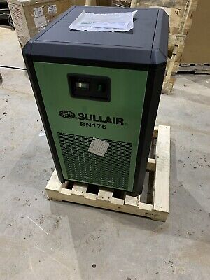 Sullair 175 Cfm Compressed Air Dryer 230 Volt Single Phase Rn-0175-230-1-60