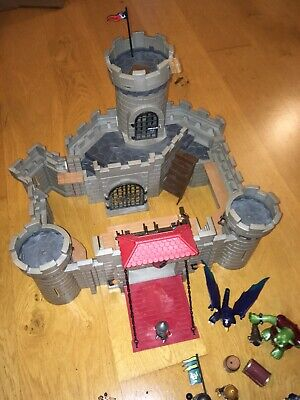 Playmobil 6001 - Hawk Knights Castle - Knights - Accessories Not Complete Extras
