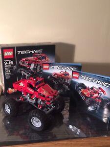 Monster truck Lego technic 42005