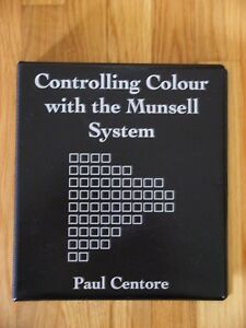 Munsell Color: Books | eBay