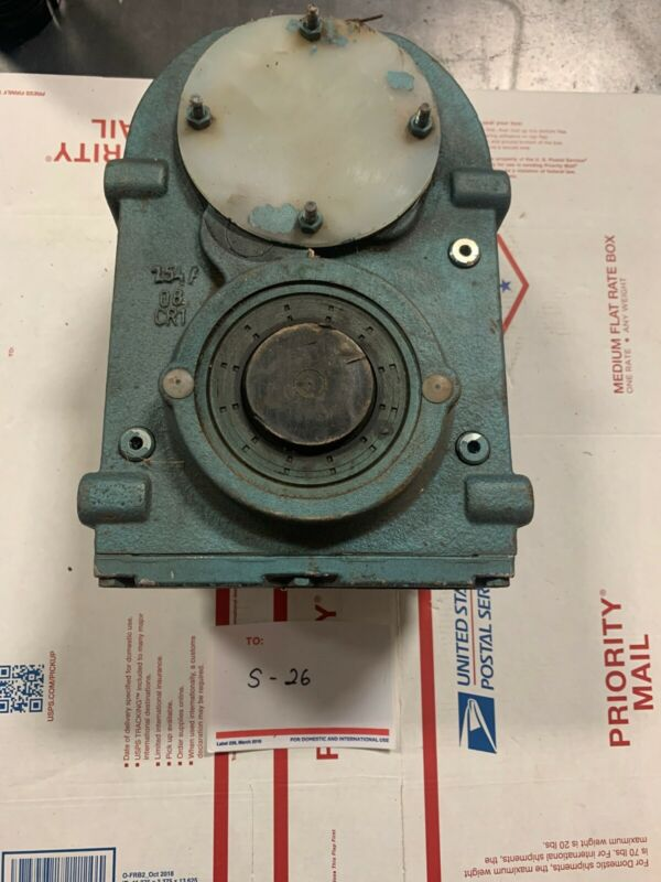 SEW-EURODRIVE FA47A GEAR BOX SPEED REDUCER 3540 TORQUE 89.29 RATIO