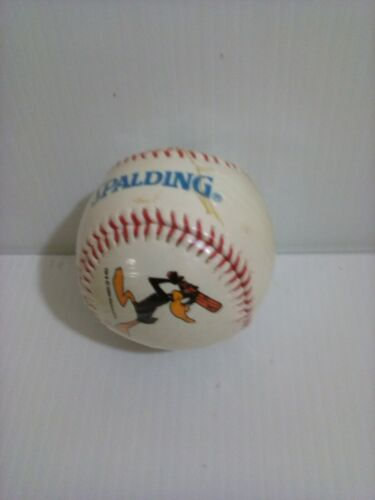 Spalding Daffy Duck Baseball 1996 -  New