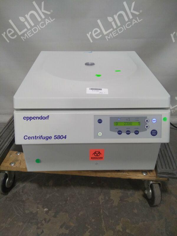 Eppendorf 5804 Refrigerated Centrifuge