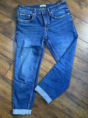 Zara Blue Jeans. Size 10 (Eur 38)