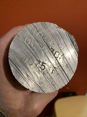 Aluminum Round Stock 2-34 Diameter 7075 F 4-14 Long