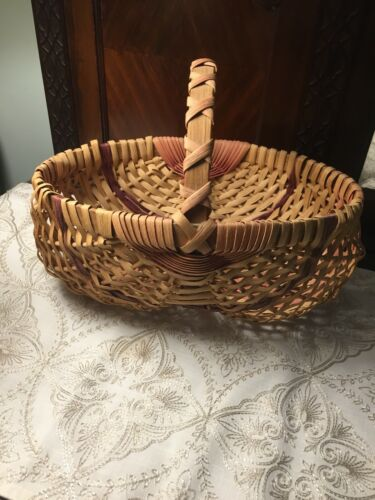 Vintage Buttocks Basket