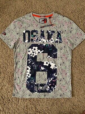 Superdry Men's Osaka T-Shirt Size M (NWT)