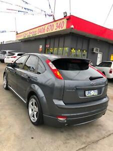 Ford Focus SPORTY 2006 *** RWC & REGO *** BODY KIT & REVERSE SENSORS Dandenong Greater Dandenong Preview