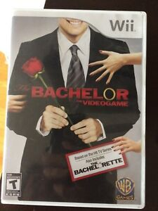 Wii game bachelor videogame