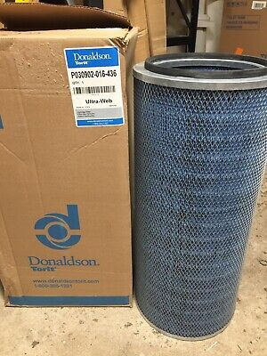 New Donaldson Torit Ultra-web Cartridge Filter P030902-016-436 Dust Collector