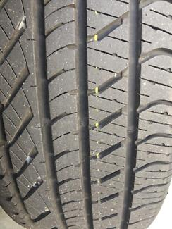 20 Inch Wheel Nrand new PDW Ford Stud Pattern Kumho Tyres