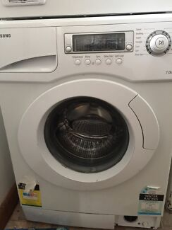 Samsung 7kg front loader J845 Cygnet Huon Valley Preview