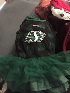 Roughriders tutu