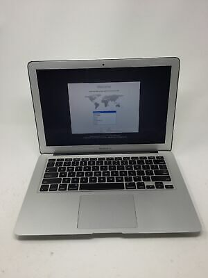 "Apple MacBook Air 2011 13.3"" Laptop - MC965LL/A Core i5 1.7GHz 4GB 256GB SSD"