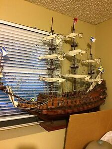 Vintage Spanish galleons  selling collection