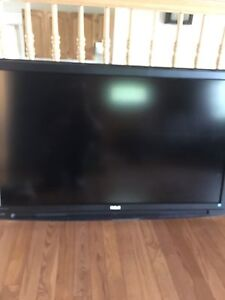"""42"""" RCA LCD 1080p flat screen tv with wall mount"""