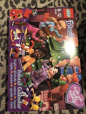 Lego Friends Advent Calendar 41353 New 2018 Edition