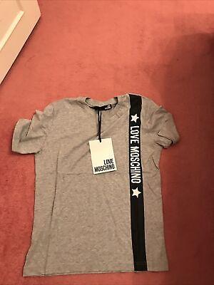 Love Moschino T Shirt Size Small