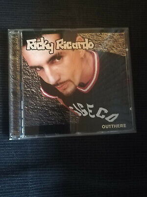 ricky  ricardo cd outthere