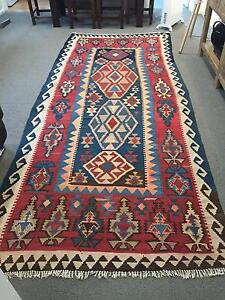 Authentic Indian Moroccan style hand made rug Randwick Eastern Suburbs Preview