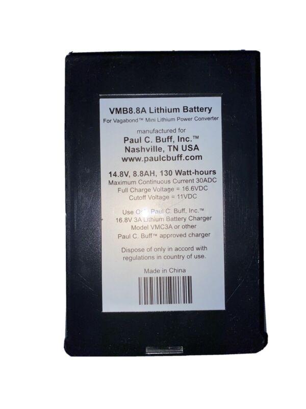 Vagabond Lithium Battery VMB 8.8 Paul Buff