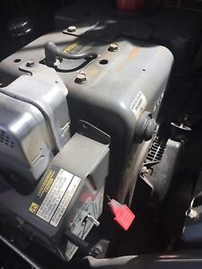 10 hp Briggs and Stratton engine