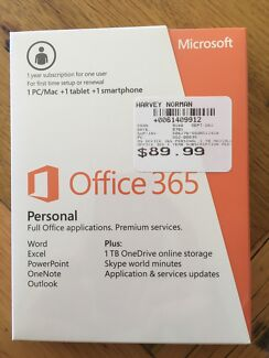 Office 365 subscription NEW