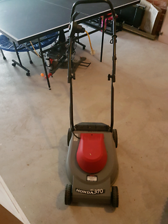 Honda electric mower  (for parts)