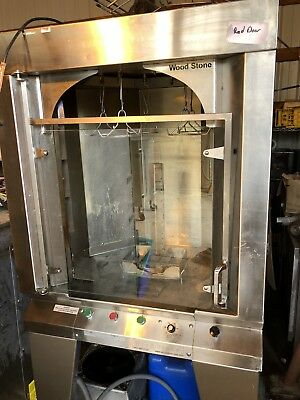 Wood Stone Whatcom Gas Vertical Rotisserie Oven