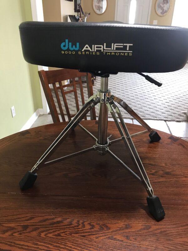MINT - DW 9000 Series Drum Throne - Saddle Seat - Air LIft