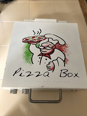 Cuizen Pizza Oven Box Countertop Rotating 12 Pizza Oven Cooker