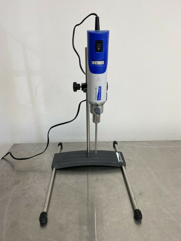 Fisher Scientific PowerGen 125 Homogenizer with Stand Pre-owned Tested Excellent