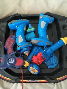 Beyblade and Battle Strikers miscellaneous