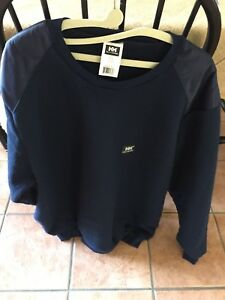 Helly Hansen Blue Pile Pull Over 3XL